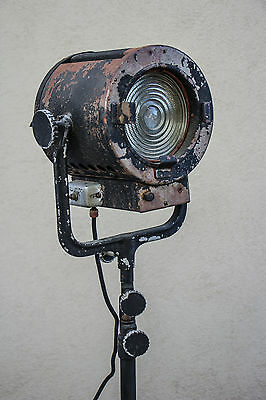 Printex Vintage Theater Stage Studio Light / Lamp Industrial Stand