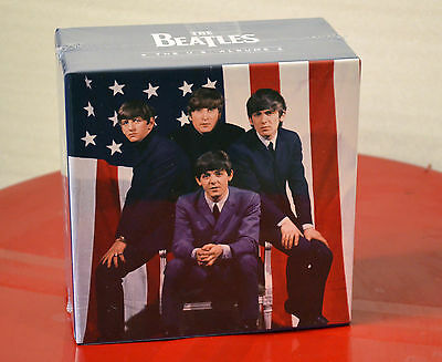 10 Stück The Beatles // The U.S.Albums (13CD Box-Set)(Ltd.Edt.) US 2014 NEU&OVP