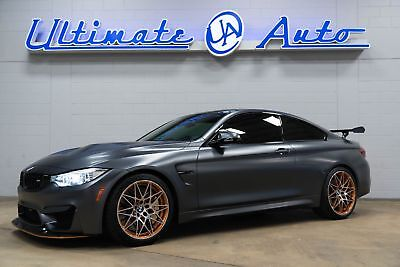 2016 BMW M4 GTS Professionally Maintained. Like New. Passport Radar/Laser Detector.