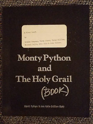Monty Python and the Holy Grail Book
