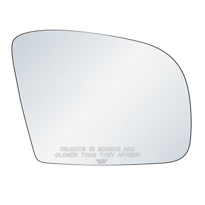 NEW Mirror Glass ADHESIVE MERCEDES-BENZ GL M ML R CLASS Driver Side