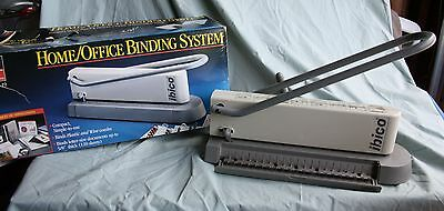 Ibico Model EB-19 Home / Office Binding System
