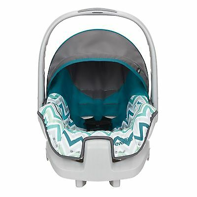 Evenflo Nurture Infant Newborn Car Seat, Blake