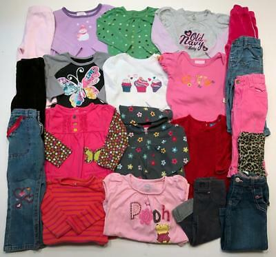 BABY Girl 12-18 months Winter GAP Carter's pants shirts outfits Clothes Lot