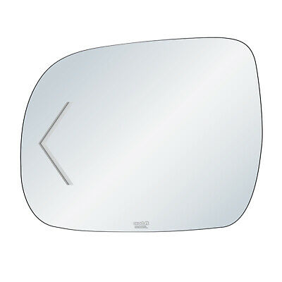 New Replacement Driver's Side Mirror Glass for 2006-2010 TOYOTA SIENNA Left Hand