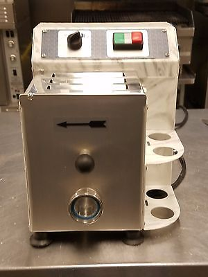 Omcan 13317 Italian Made Commercial Pasta Machine Extruder PM-IT-0002
