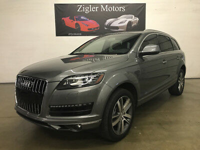 2015 Audi Q7 Premium Plus Sport Utility 4-Door 2015 Audi Q7 Prem Plus Pkg,29kmi,One owner Clean Carfax