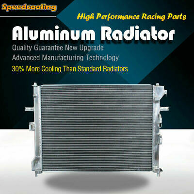 2852 Aluminum Radiator For Ford Crown Victoria Lincoln Town Car Grand Marquis V8