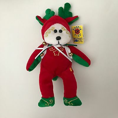 BEANIE KIDS - Dasher Reindeer Bear