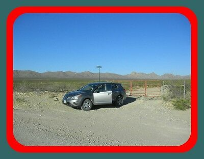 8.47 Acres Southern Arizona~2 Magnificent Adjoining Parcels~$160 A Month