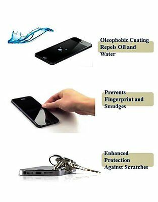 25 pieces NEW Premium Tempered Glass Screen Protector for iPhone 5 / 5s / 5c