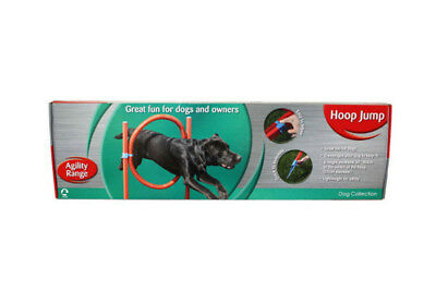 Rosewood Agility Hoop Jump Dog Training