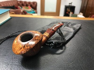 Stephen Downie Estate Freehand Tobacco Pipe