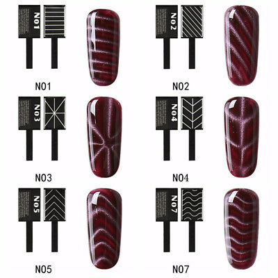 3D Magnet Magnetic Stick for Cat Eye Gel Polish UV LED Nail Art Manicure Varnish