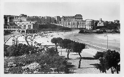 64 Carte Photo Biarritz Grande Plage Cap