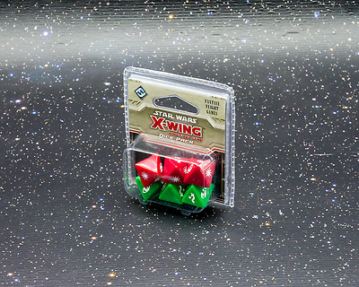 Star Wars X-Wing Miniatures Game Dice Pack - New - Real Aus Stock!