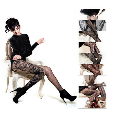 Womens One / Plus Size Thigh High Fishnet Tights Stocking Pantyhose