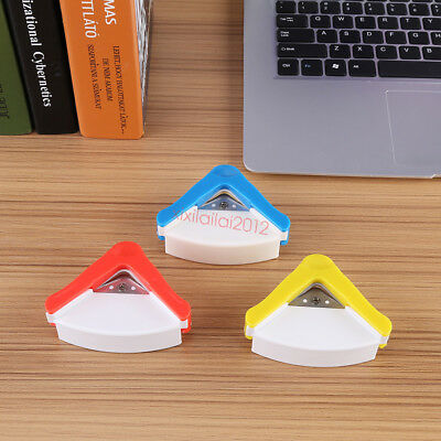 R5mm Rounder Round Corner Trim Paper Punch Card Photo Cartons Cutter Tool Hot