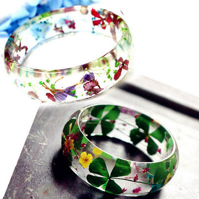 Transparent DIY Silicon Round Ring Mold Mould Jewelry Making Tool Resin molds US