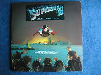 SUPERMAN .2  >>  CHRiSTOPHER   REEVE  > NTSC - LASERDiSC  >  GOOD  CONDiTiON