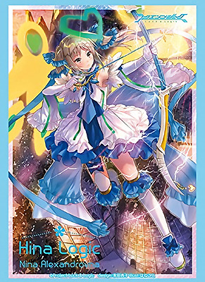 Luck & Logic Nina Heaven`s Arrow Card Game Character Sleeves Collection Vol.20