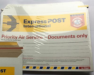 EXPRESS POST INTERNATIONAL SIZE LARGE B4 Documents Only