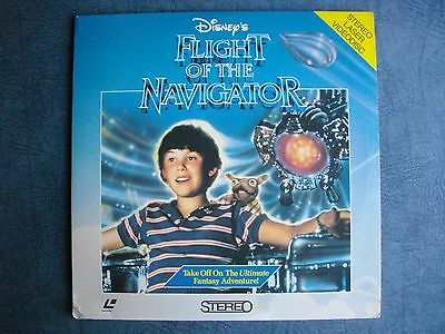 FLiGHT   OF    THE    NAViGATOR   >>  LASERDiSC  - NTSC   >>  GOOD  CONDiTiON