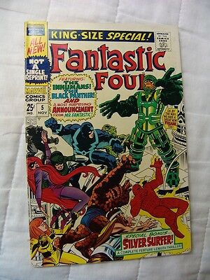 Fantastic Four King Size Annual 5
