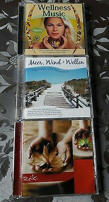 Wellness - Entspannungs CD's