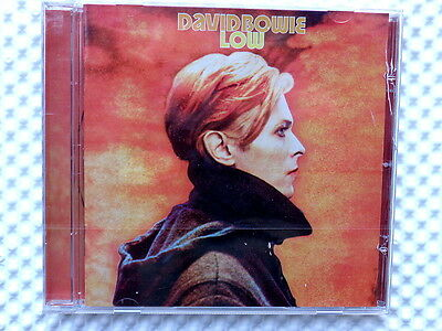 David Bowie  -  Low  -  Cd 1999   Nuovo E Sigillato
