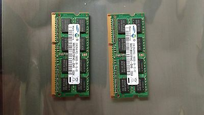 RAM for Apple iMac Macbook Pro 2010 2011 2012, 2 x 2GB DDR3 1333MHz 204 pin