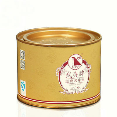 Wuyi Star Classic Flavour grand robe rouge Dahongpao Oolong thé 50g Étain