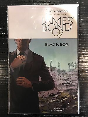 James Bond Black Box #5 NM- 1st Print Dynamite Comics