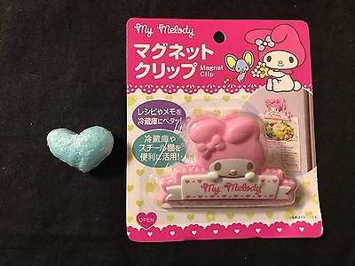 SANRIO My Melody Magnet Clip Kawaii BIG