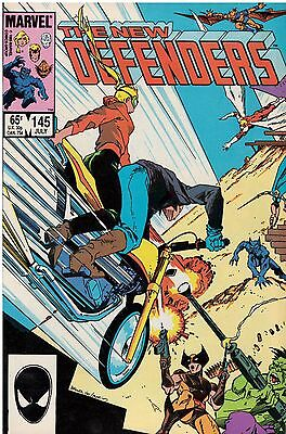 The New Defenders July 1985 #145
