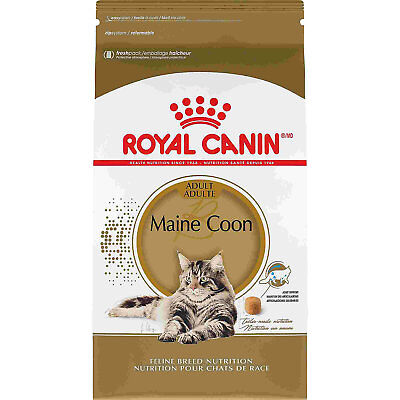 Royal Canin Feline Breed Nutrition Maine Coon Dry Cat Food, 6 lbs.