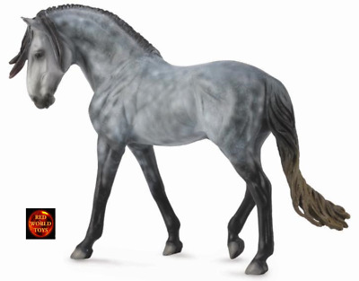 CollectA Thoroughbred Bay Mare Horse Model Large 1:12 Scale 88634