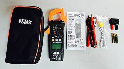 KLEIN TOOLS CL700 600A AC AUTO-RANGING LoZ DIGITAL CLAMP METER