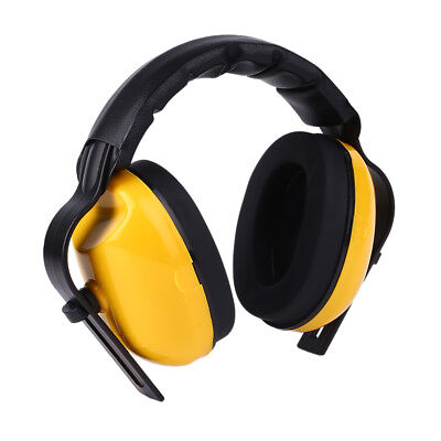 Hearing Protection Adjustable Earmuffs Noise Reduction Headband Defender Hunting
