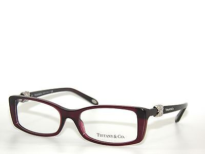 SALE*TIFFANY & CO TF2110B 2110 CRYSTAL BURGUNDY  8003    Eyeglasses 51  2110