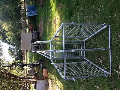 Sheep race new unused sheep handling farming smallholding  collection only