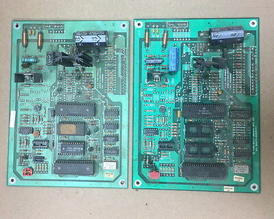 TWO BALLY - T.C.S. FOR PINBALL circuit boards A080-91855 sound boards