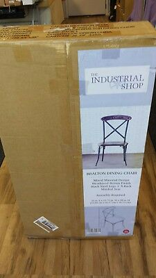 The Industrial Shop, BRALTON DINING CHAIR.