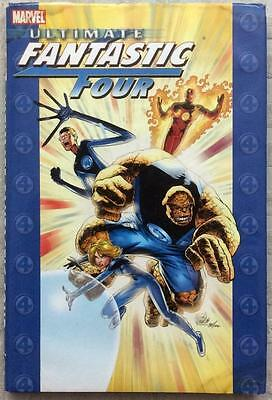 Ultimate Fantastic Four Vol 2. Hardcover. FN- condition.