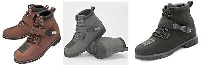 "Joe Rocket ""big Bang 2.0"" Boots Motorcycle Leather Shoes Mens -Pick Size & Color"