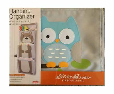 Eddie Bauer First Adventure Hanging Organizer Owls