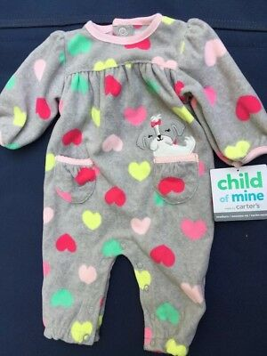 Girls Fleece Outfit NEWBORN by Child Of Mine
