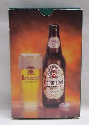 Vintage Dommelsch Bier Beer Deck of Playing Cards Bridge Game