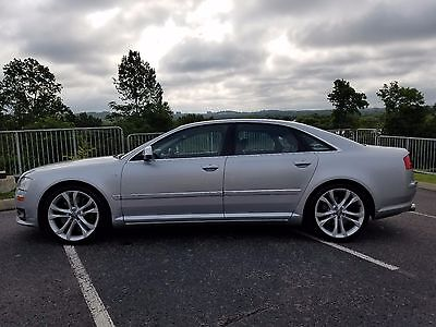 2008 Audi S8  2008 Audi S8 with Milltek Exhaust and recent full engine replacement NO RESERVE