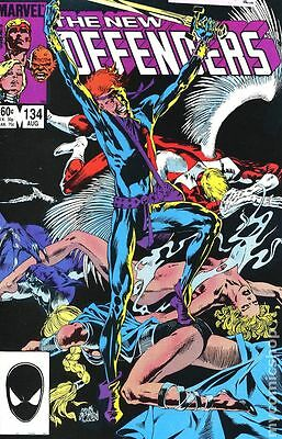 The Defenders #134 (1984) Marvel